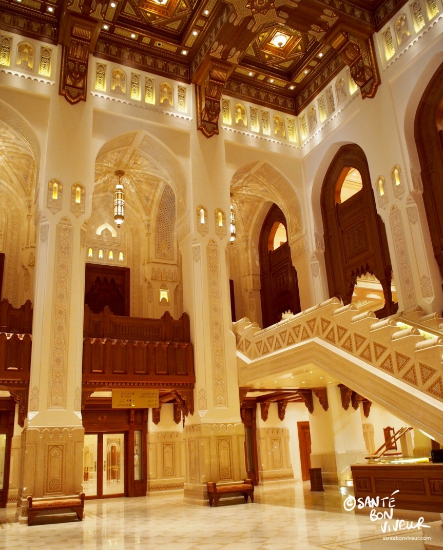 Travel In Pictures: 7 Must-sees in Muscat – 4. The Royal Opera House