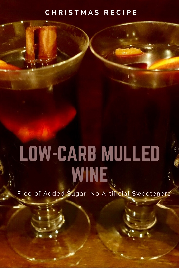 Christmas Low-Carb Swap Recipe: Mulled Wine